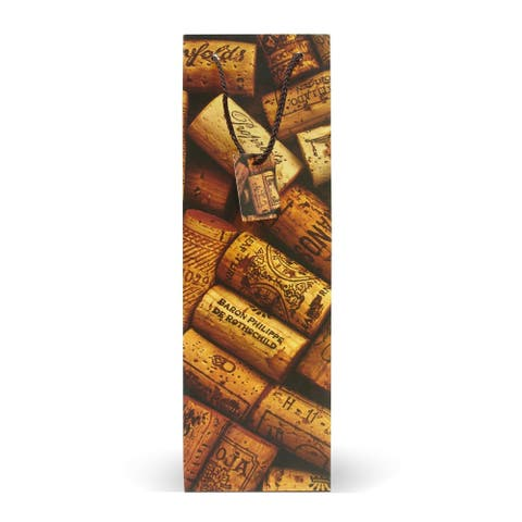 Epicureanist Cork Gift Bag (300 Bags)