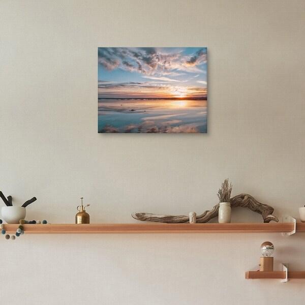 Morning Light by Studio Arts Canvas Art Print