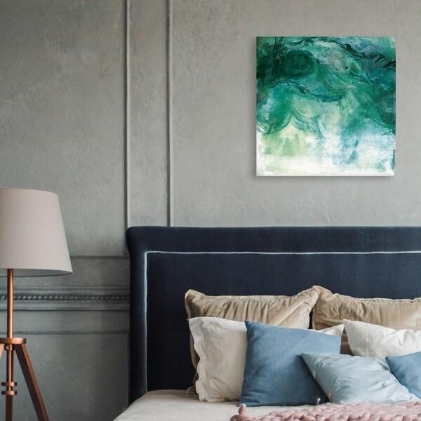 Mirrored Surface by Willowbrook Fine Art Canvas Art Print