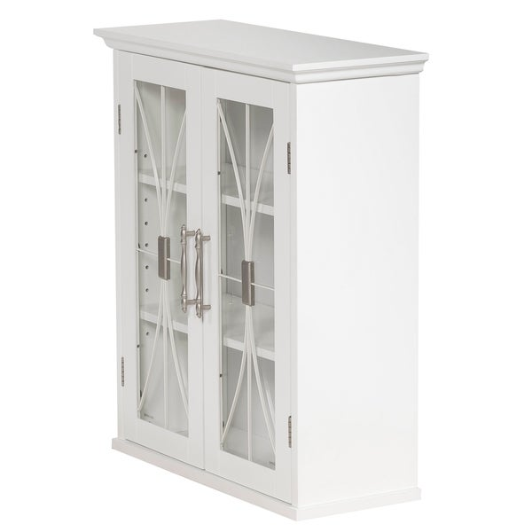 Hayes Two Door Wall Cabinet - N/A