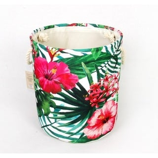 Linden Home Storage Bin Floral