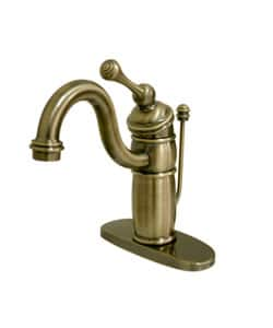 Brass Finish Bathroom Faucets For Less | Overstock