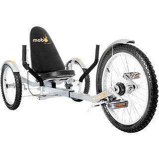 Mobo Triton Pro The Ultimate Adult Three Wheeled Silver Cruiser|https://ak1.ostkcdn.com/images/products/3017480/P11163019.jpg?impolicy=medium