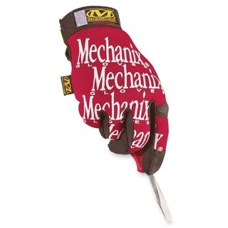 Mechanix Wear Red Medium Original Gloves