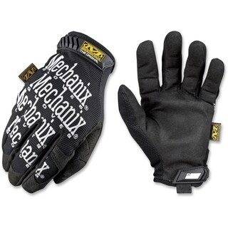 2 Pack Mechanix Wear Original Glove Black Medium