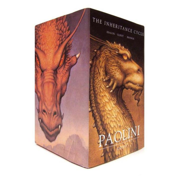 The Inheritance Cycle: Eragon / Eldest / Brisingr (Hardcover)