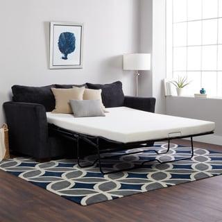 Select Luxury New Life 4.5-inch Twin-size Memory Foam Sofa Bed Sleeper Mattress (Mattress Only)