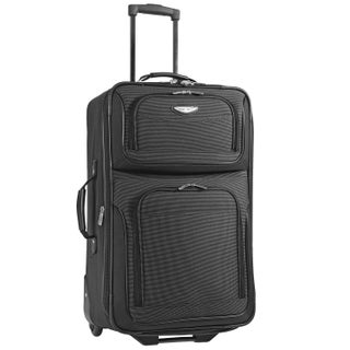 Travel Select by Traveler's Choice Amsterdam 25-inch Medium Expandable Upright Suitcase