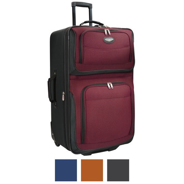 Travel Select by Traveler's Choice Amsterdam 29-Inch Large ...