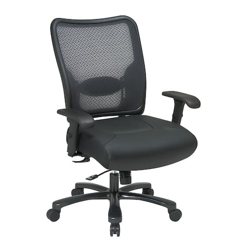 Big & Tall Double MeshBack Ergonomic Chair