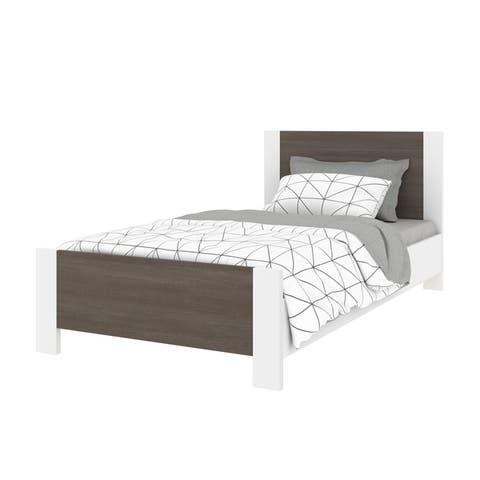 Bestar Sirah Platform Bed