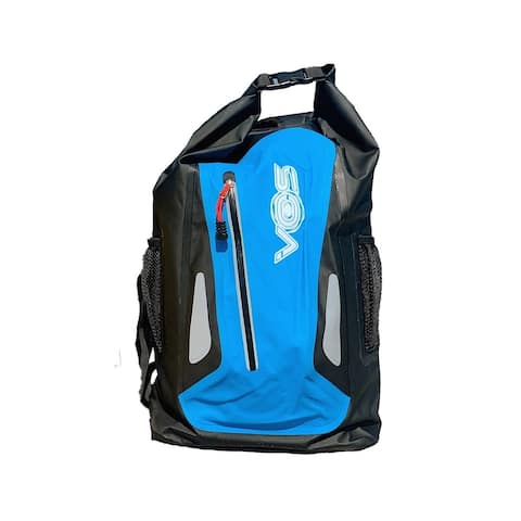 Vos Waterproof Bags All Purpose Roll Top Sack Keeps Gear & Personal Items Dry (Backpack)