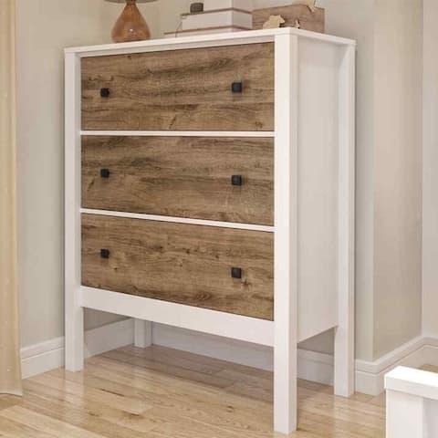 Carbon Loft Thielenhaus 2-tone 3-drawer Dresser