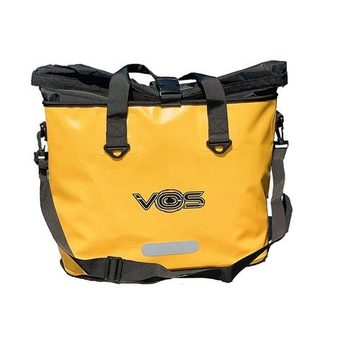Vos Waterproof Bags All Purpose Roll Top Sack Keeps Gear & Personal Items Dry (Tote)