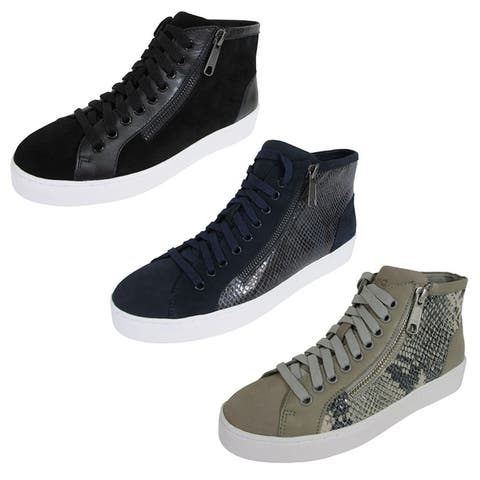 Vionic Womens Splendid Torri High Top Sneakers