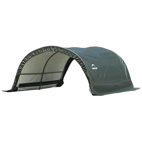 Small Livestock Portable Shelter 8x10x5 Round