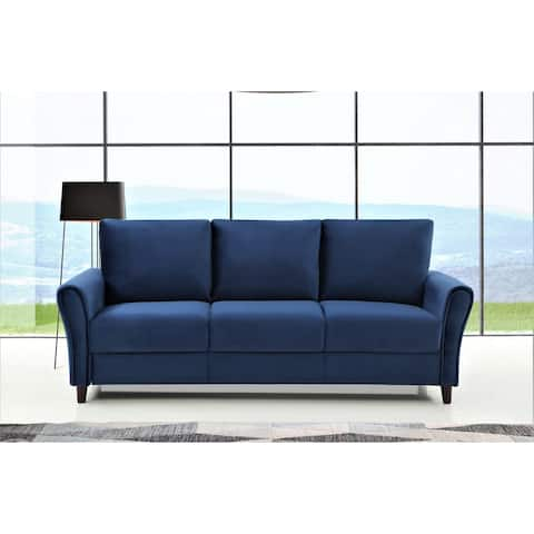 Corel Velvet Sofa