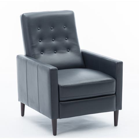Colton Push Back Tufted Recliner by Greyson Living