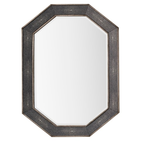 Carson Carrington Ingasater 30-inch Geometric Mirror