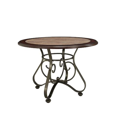 Marcos Round Dining Table