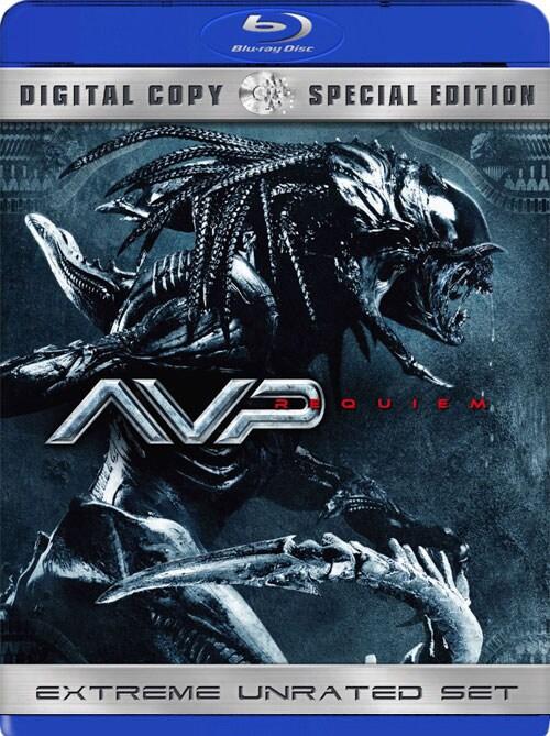 Alien Vs. Predator: Requiem (Blu-ray Disc)