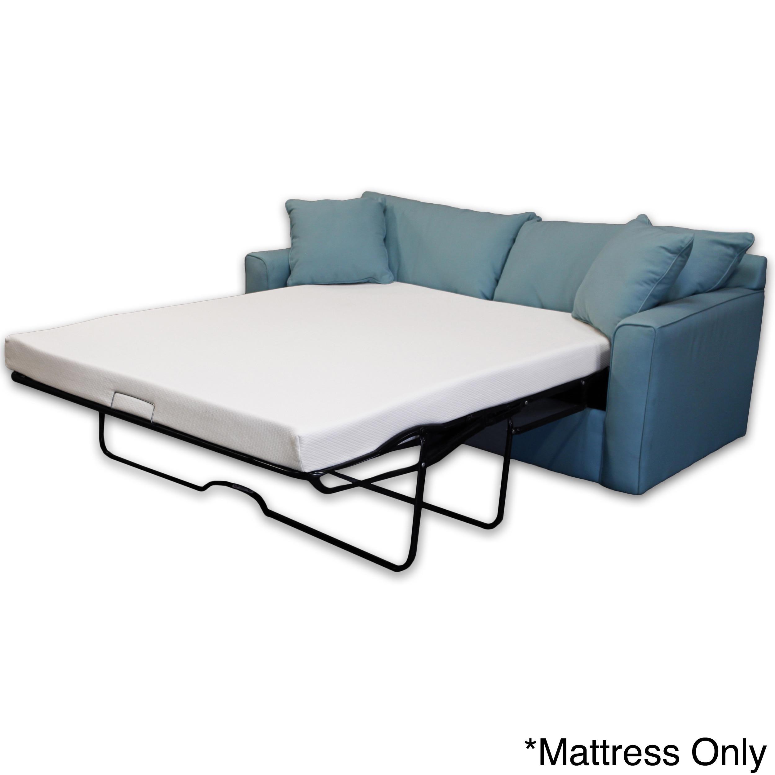 Select Luxury E.C.O. Latex 4.5-inch Full-size Sofa Bed Sleeper Mattress  (Mattress Only)