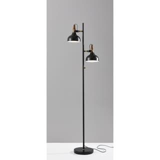Link to Adesso Brunswick Floor Lamp Similar Items in Floor Lamps