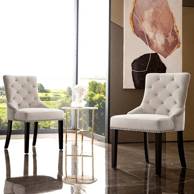 Dining Room Chairs With Knockers 2