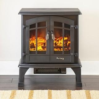 Jasper Portable Electric Fireplace by e-Flame USA