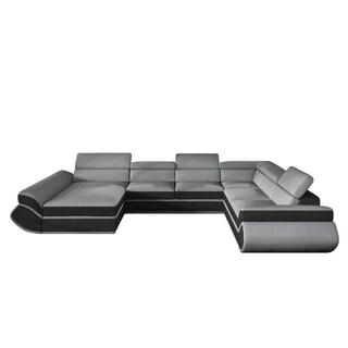 GENESEO XL Sectional Sleeper Sofa – Left Facing