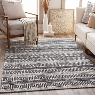 Wendy Moroccan Stripe Area Rug