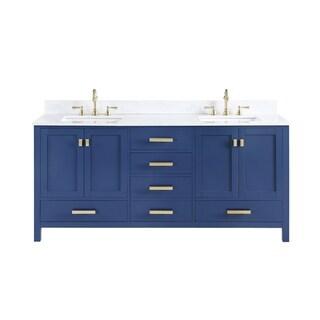 """Link to Valentino 72"""" Single Vanity in Blue Similar Items in Bathroom Vanities"""
