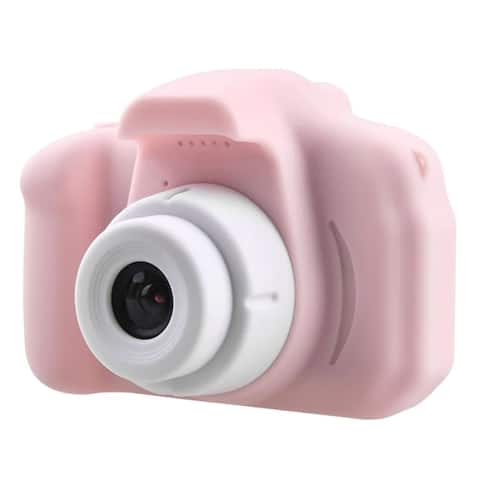 Kids Mini Camera Toy - Cute Camcorder - Rechargeable Digital Camera