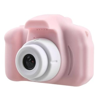 Kids Mini Camera Toy - Cute Camcorder - Rechargeable Digital Camera - N/A