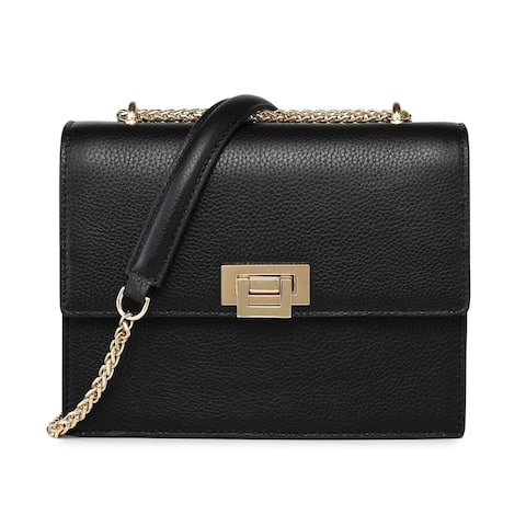 Tauren Grain Leather Crossbody/Handbag