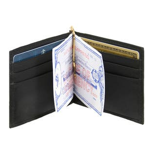 Royce Leather Money Clip Wallet|https://ak1.ostkcdn.com/images/products/3023910/P11168211.jpg?impolicy=medium