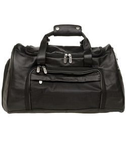 Royce Leather 18-inch Duffel Bag