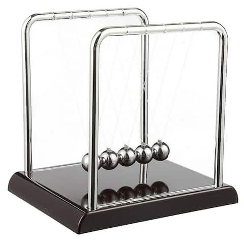 Newton's Cradle - Demonstrate Newton's Laws with Swinging Balls Desk Decoration