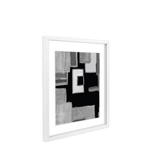 Driftwood- Float Frame- 8x10 White