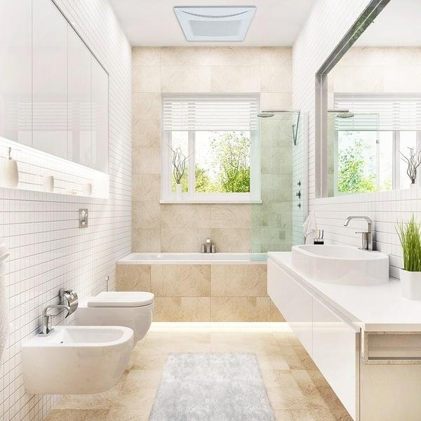 Ultra Quiet 110 Cfm Energy Star Bathroom Fan Overstock 30242492