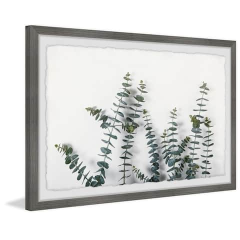 'Bloom and Grow' Framed Painting Print