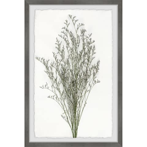 Gracewood Hollow Wild Herbs Framed Painting Print