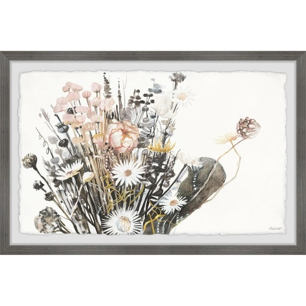 'Flowering Plants' Framed Painting Print. Opens flyout.