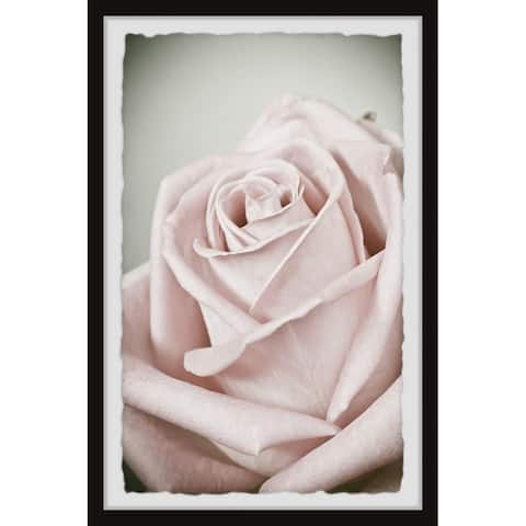 Gracewood Hollow Flower of Love Framed Painting Print