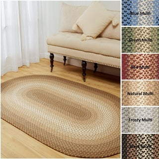 Link to Norfolk Flat-braided Indoor/ Outdoor Rug Similar Items in Classic Rugs