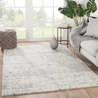 Carson Carrington Tannsele Handmade Solid Area Rug