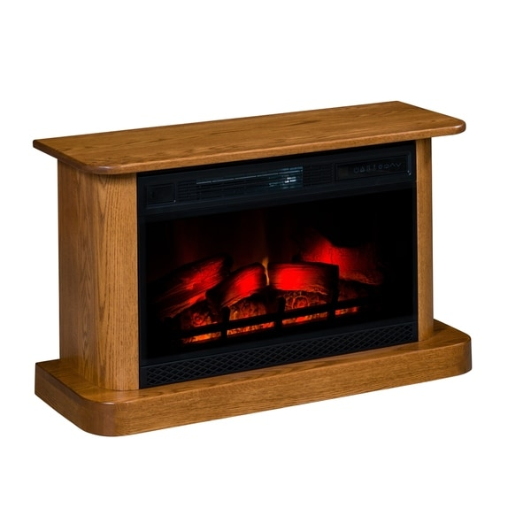 """Roswell 36"""" LED Fireplace"""