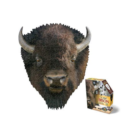 Madd Capp Puzzle - I AM Bison