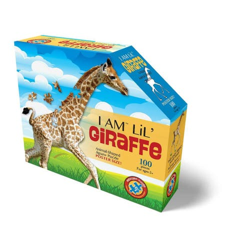 Madd Capp Puzzle Jr. - I AM Lil GIRAFFE