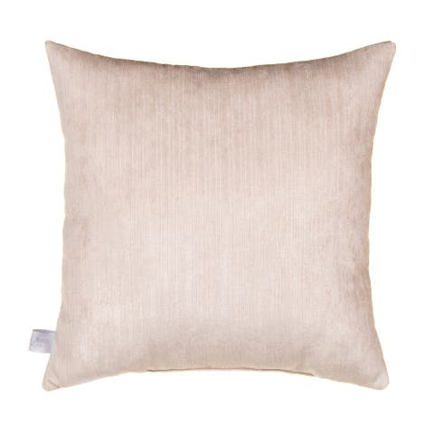 Cherry Blossom Pillow- Cream